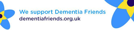 Gumersalls - We Support Dementia Friends